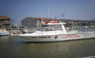Coe Vanna IV  6 to 10 passengers
