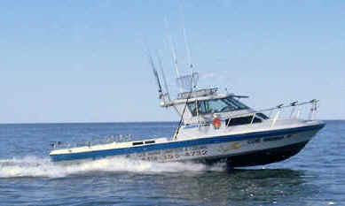 Lake erie walleye charter fishing boats port clinton for Erie fishing charters